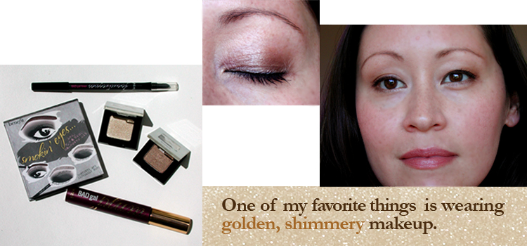Golden Benefit Makeup