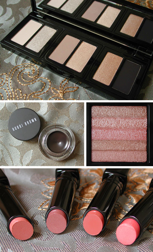 Bobbi Brown Nude Collection - Fall 2009 Nude Eye Palette.
