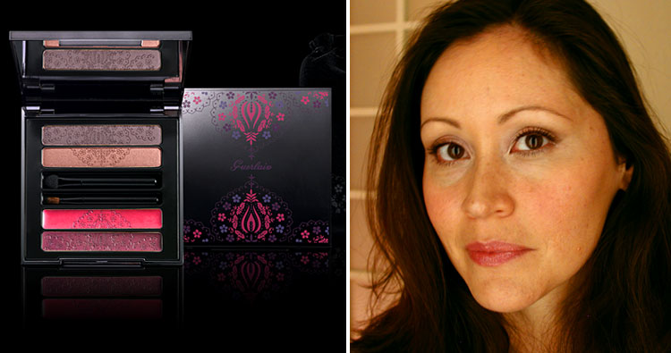 Post image for Guerlain Fall Collection: Review and Makeup Lesson Video