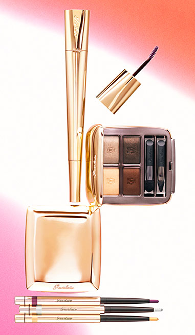 Guerlain Fall 2009 Russian Beauty Eye Makeup