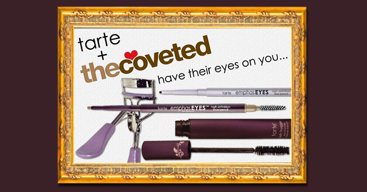 Tarte Coveted Collection Giveaway