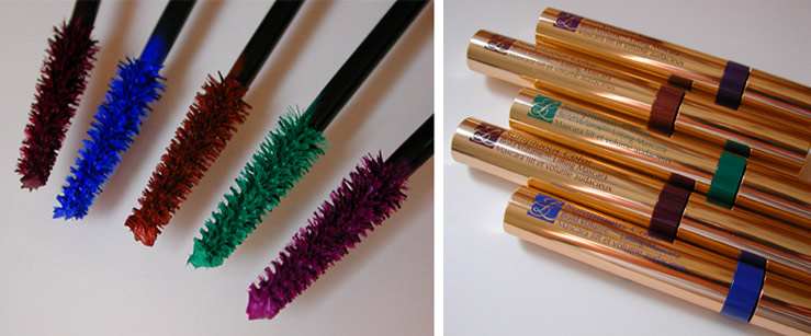Estee Lauder Sumptuous Color Bold Volume Lifting Mascaras